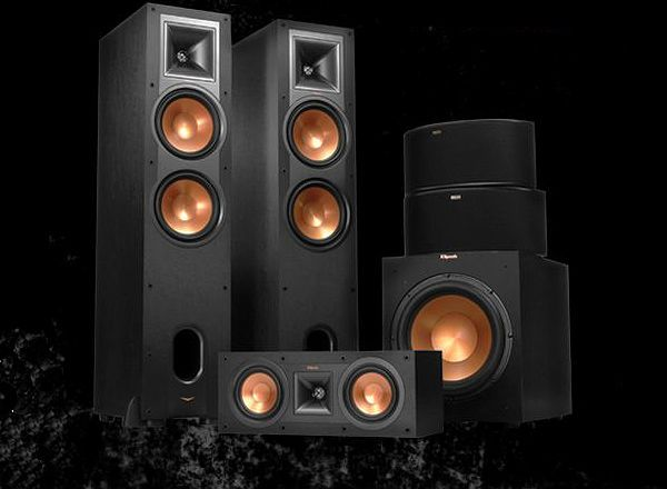Win a Klipsch Home Theater System - Whole Mom