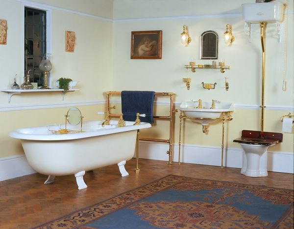 Legend Traditional Bathroom Suite At Victorian Plumbing Uk: Victorian Bathroom Suite All By John Bolding Of Davies St