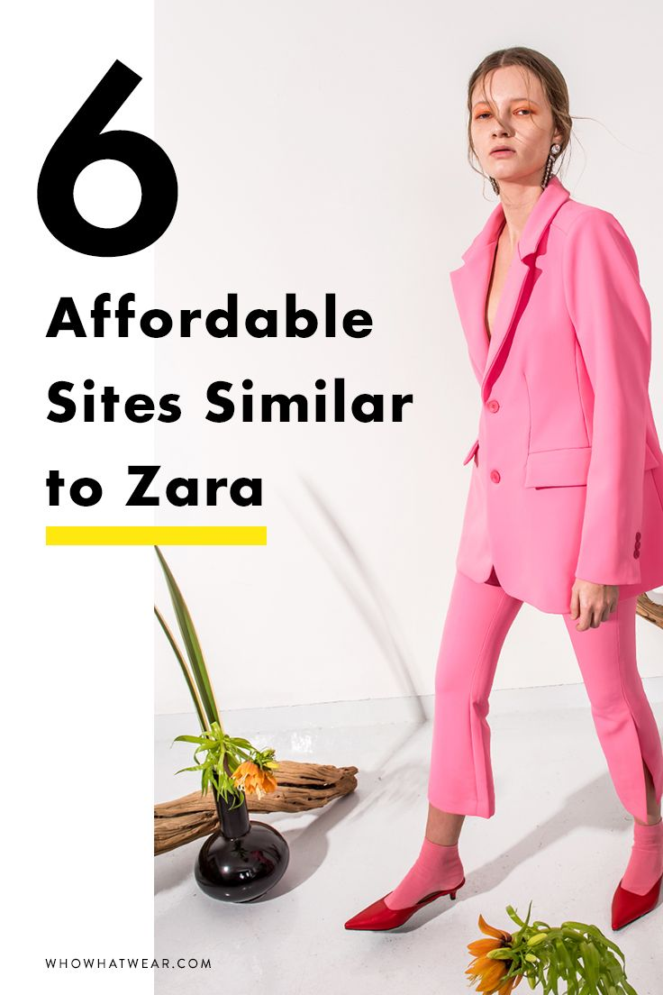6 Zara-Like Sites You Havent Heard of Yet(but Need toKnow About)