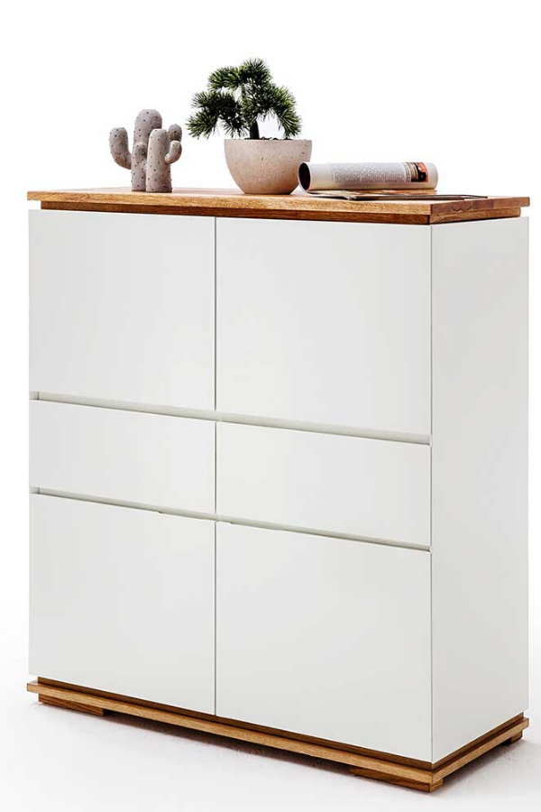 Wohnzimmer Highboard Dentura In 2020 Highboard Esszimmerschrank