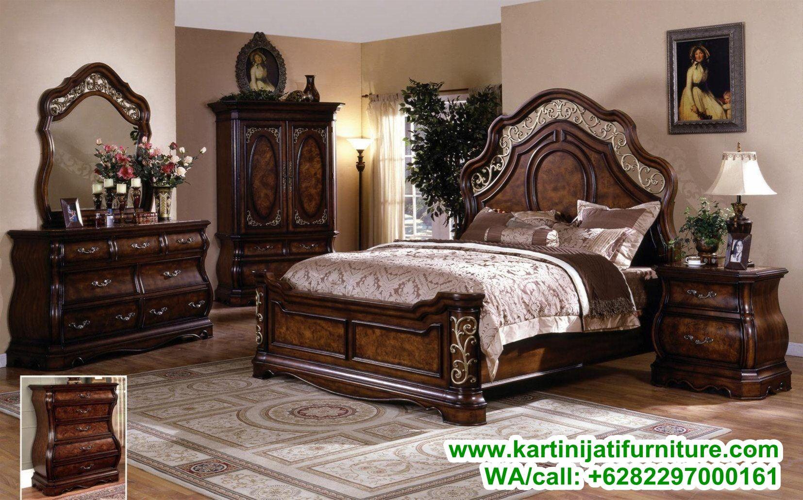 Set Kamar Kayu Jati Mewah Ini Merupakan Produk Furniture Yang  # Muebles En Fayetteville Nc