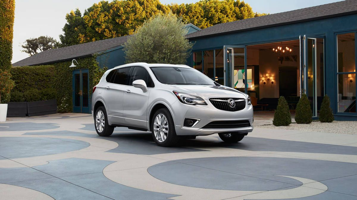 2019 Buick Envision First Drive A Premium For Power Autos Modelos
