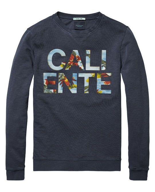 Sweatshirts pour Hommes | Scotch & Soda | Webstore Officiel