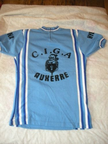 maillot cycliste collection