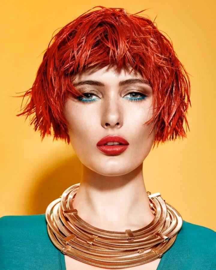 Jack Eames Hair Style - #Hairstyle, #color, #fashion, #hair, #collection, #professional, #peluquería, #cabello