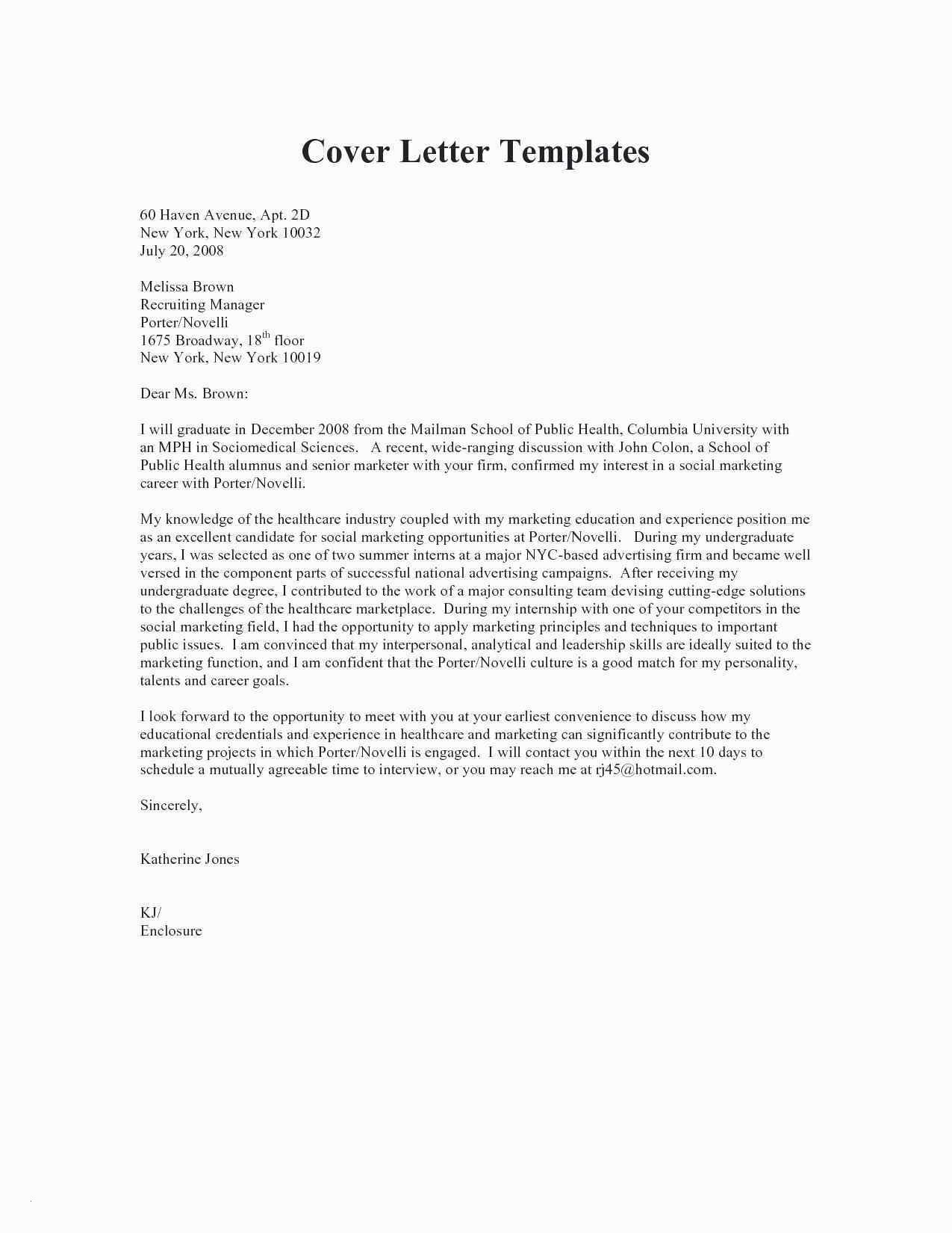 27 Cover Letter Enclosure In 2020 With Images Career Change