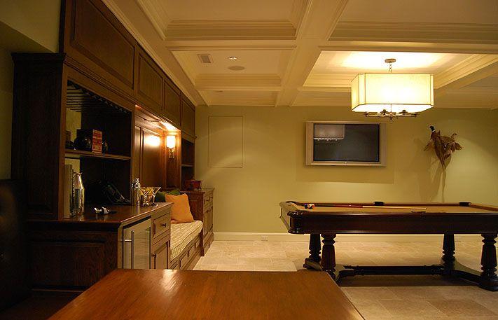 billiards pool tall ceilings basement ideas playrooms basements man