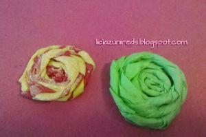 SoloPorElGustoDeCompartir: Flores de Papel Torcido by LidiaZuniga