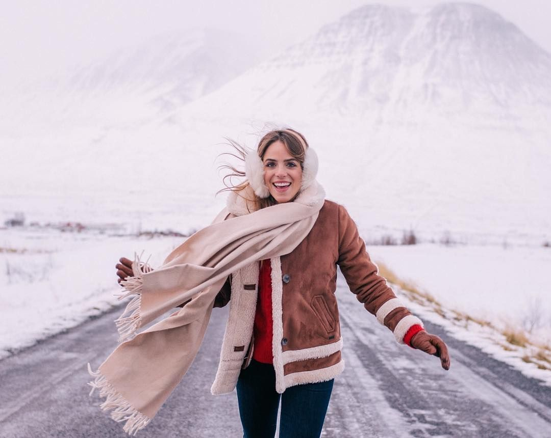 Part 2 of our Iceland Itinerary up on galmeetsglam.com today! & it's a long one! (Link in profile) #iceland #gmgtravels #wintertravels #winterwonderland