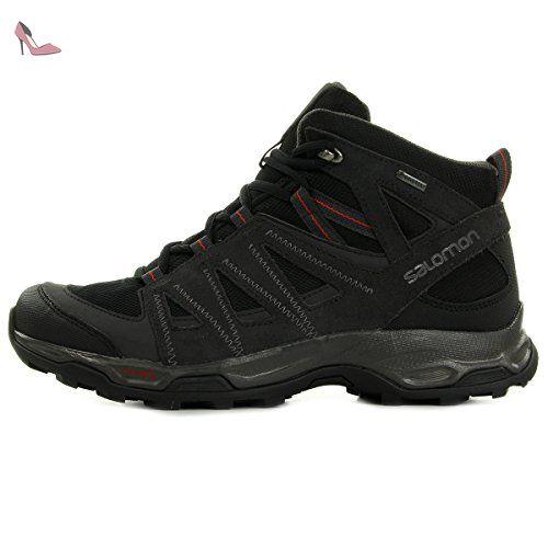 Salomon Ravenrock Mid Gtx 392817, Chaussures randonnée 41