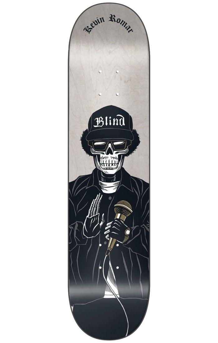 31e187f93c Blind Reaper Veneer R7 Skateboard Deck - Romar #Features:Length ...