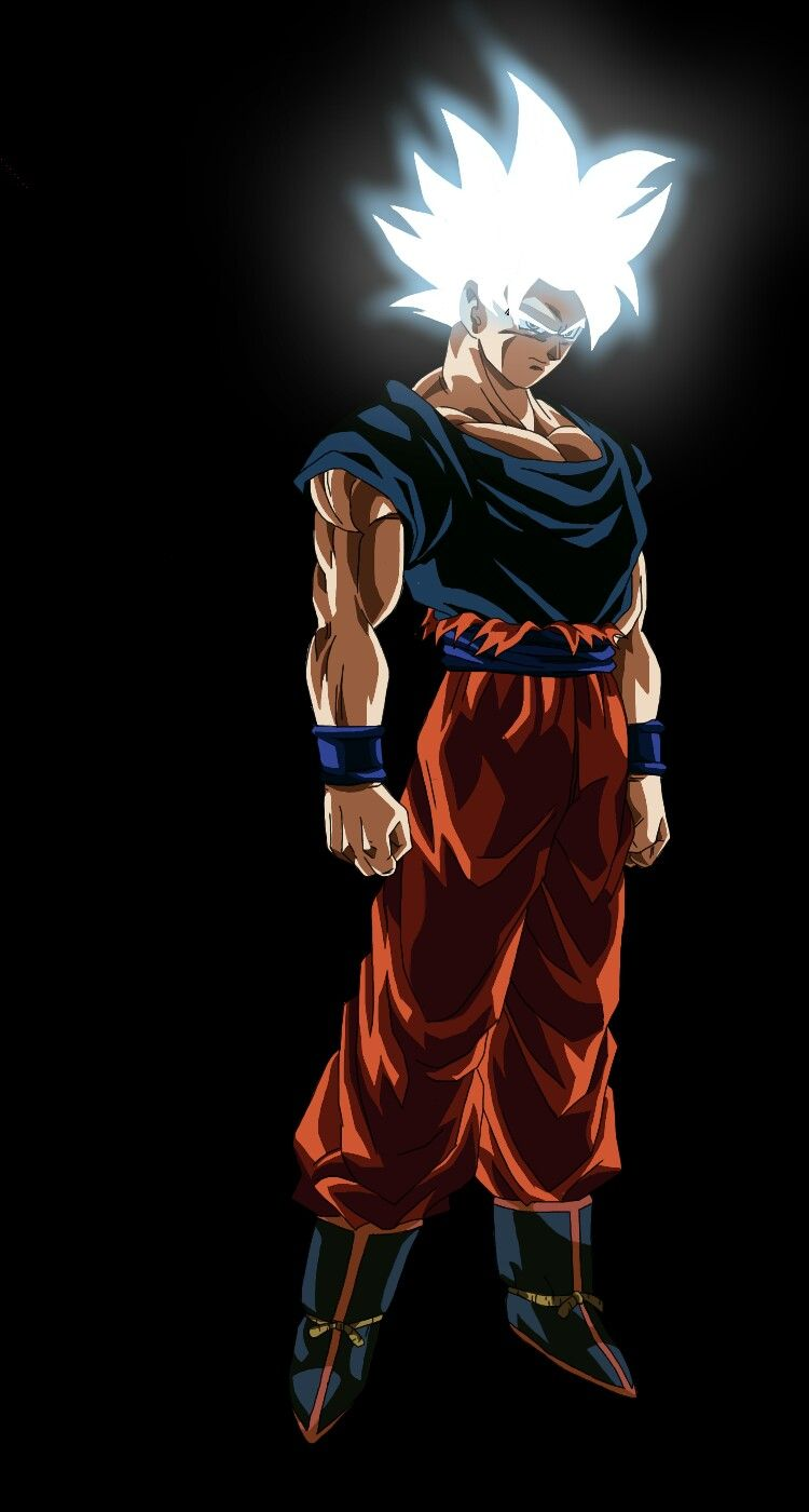 Goku Ultra Instinct Goku Wallpaper Dragon Ball Super Manga Anime Dragon Ball Super