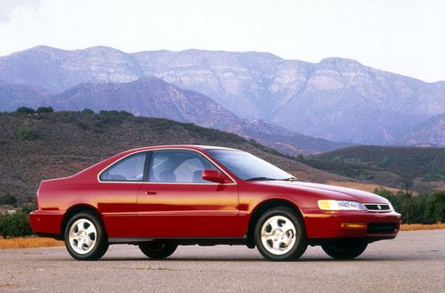1997 honda accord se sedan