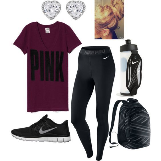 3cc373a7 30 Stylish Summer Workout Outfits for Women - Gym Outfits for Women ...