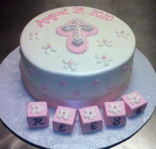 Groovy Birthday Cakes Cake Cupcake Cakes Baptism Cake Birthday Cards Printable Giouspongecafe Filternl