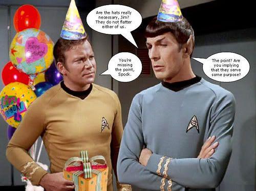 Personal Amusement Star Trek Birthday Star Trek Happy Birthday Birthday Star