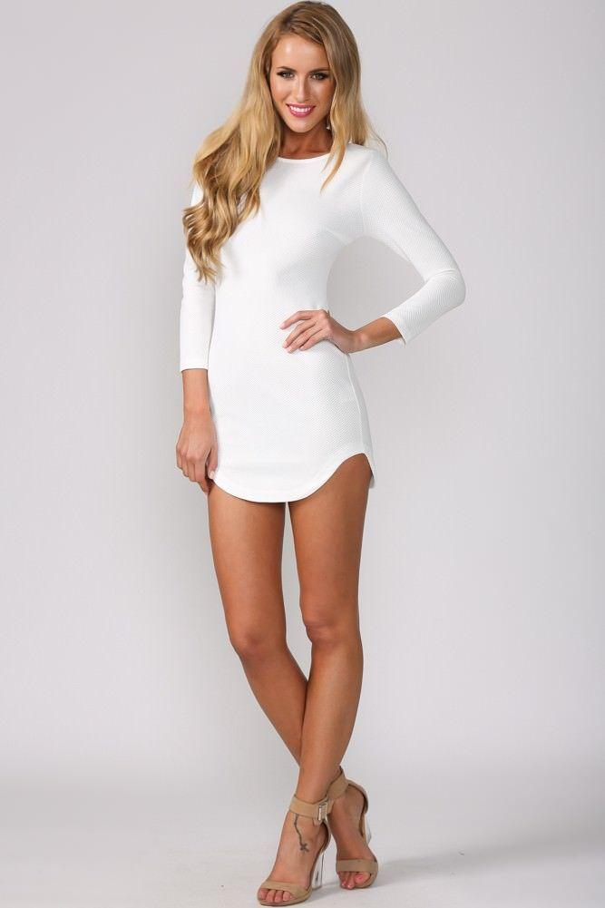 Explore White Party Dresses Dresore