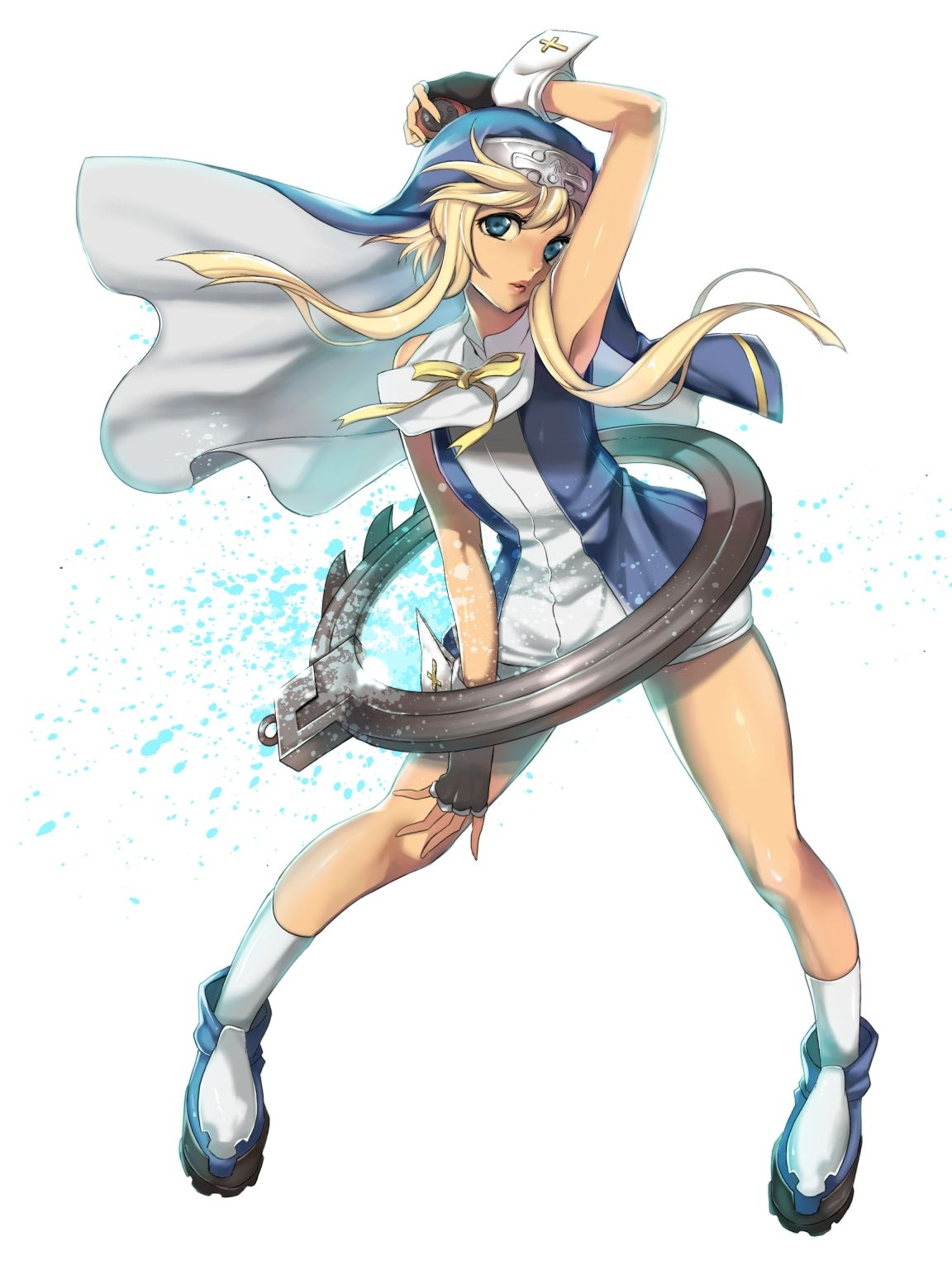 Bridget Guilty Gear Guilty Gear Anime Traps Character Design Male