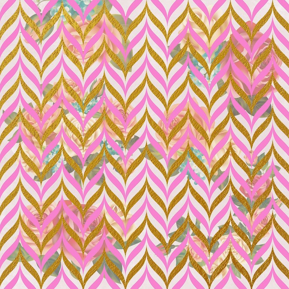 Pink Grey Adhesive Vinyl Sheet