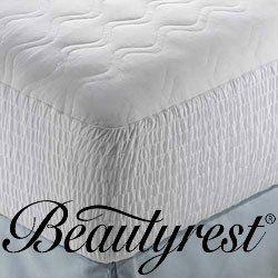 Beautyrest Cotton Top Mattress Pad Size Twin Xl By Beautyrest