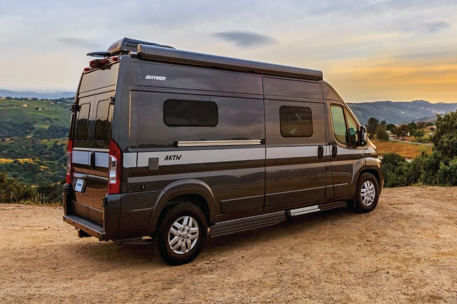 5 sweet camper vans you can buy right now Best truck