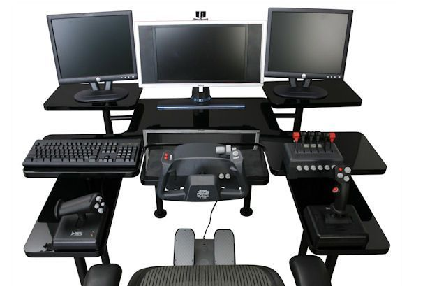 15 Ultimate Gamer Chairs Gaming Computer Desk Gaming Desk Setup