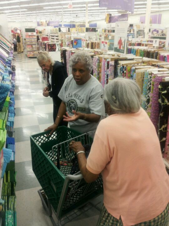 Jo-Ann Fabric and Craft   Evansville Indiana   Joanns fabric