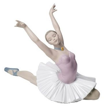 The Art Of Dance Ballerina Nao By Lladro All 2001629 In 2021 Dance Art Collectible Porcelain Lladro