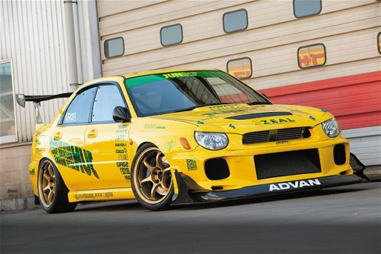 Pin By Optima Batteries On Yellow Vehicles Subaru Wrx Subaru Impreza Subaru