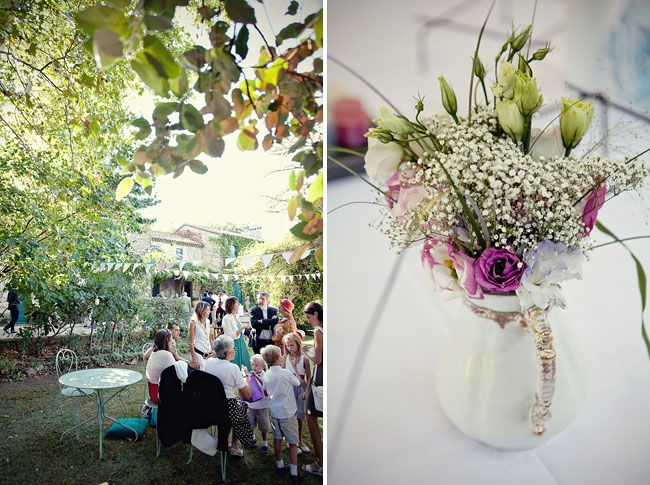 English Country Garden Wedding Reception Dcor Decoration Ideas