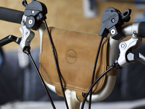 Pouch For H And M Type Handlebars Brompton Handlebar Bag Is A