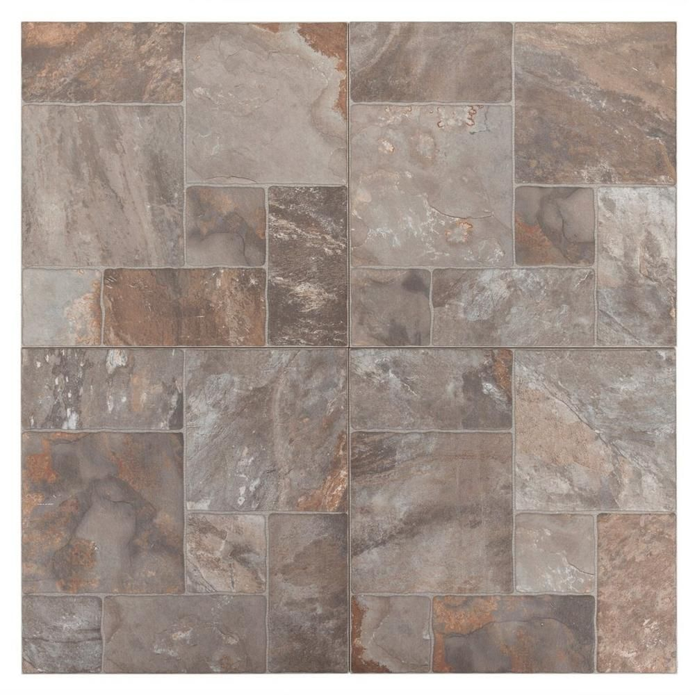 Mix Aran Stone Anti-Slip Porcelain Tile | Ceramic tile ...