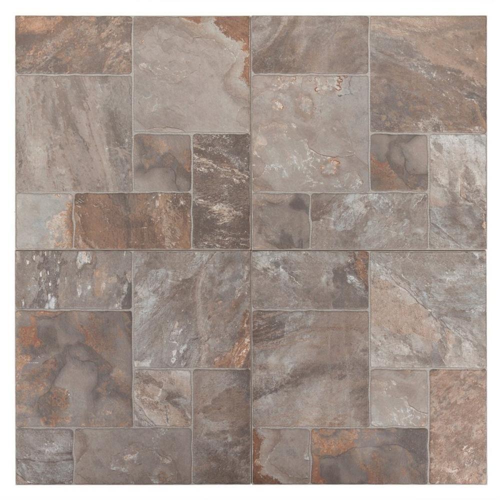 Mix Aran Stone AntiSlip Porcelain Tile Ceramic tile
