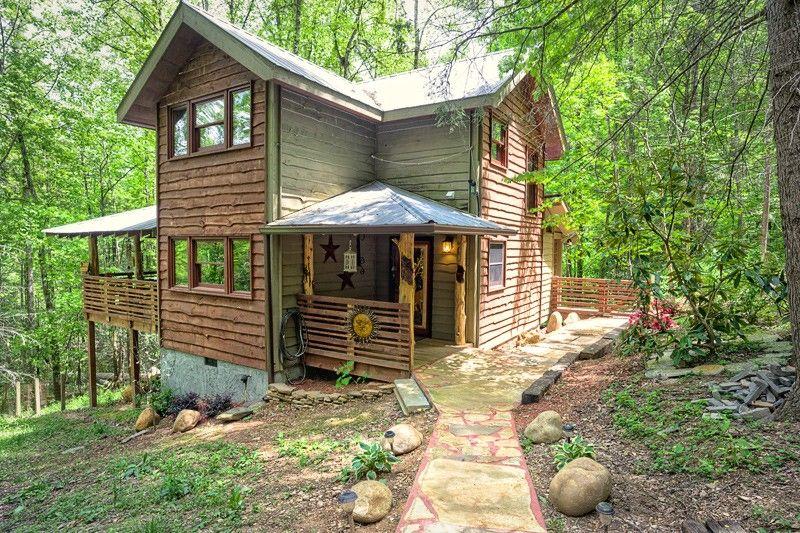 Aspen hideaway pet friendly cabins gatlinburg cabins