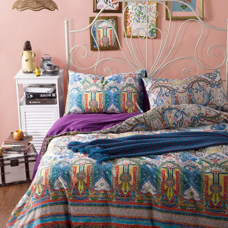 Native American Full Size Bedding Bedspread Bedroom