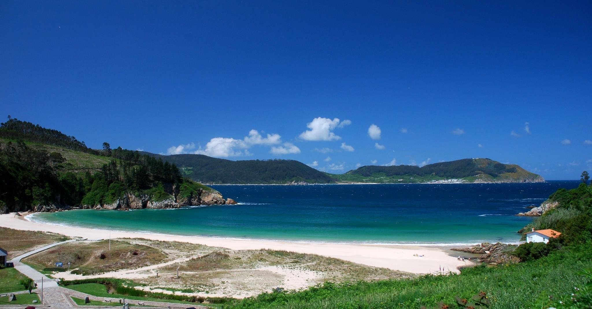 Playa de Xilloi — en O Vicedo, Lugo.