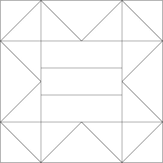 20 Easy Quilt Patterns for Beginners   Star quilt blocks, Block ... : how to draw a quilt pattern - Adamdwight.com