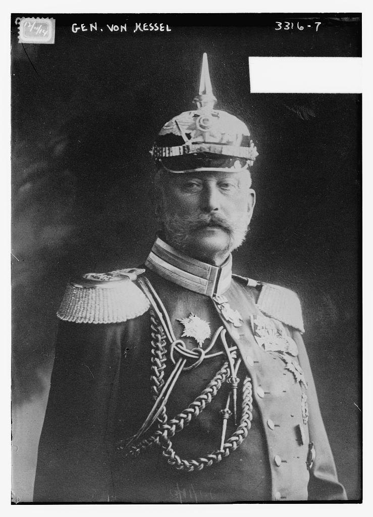 General von Kessel