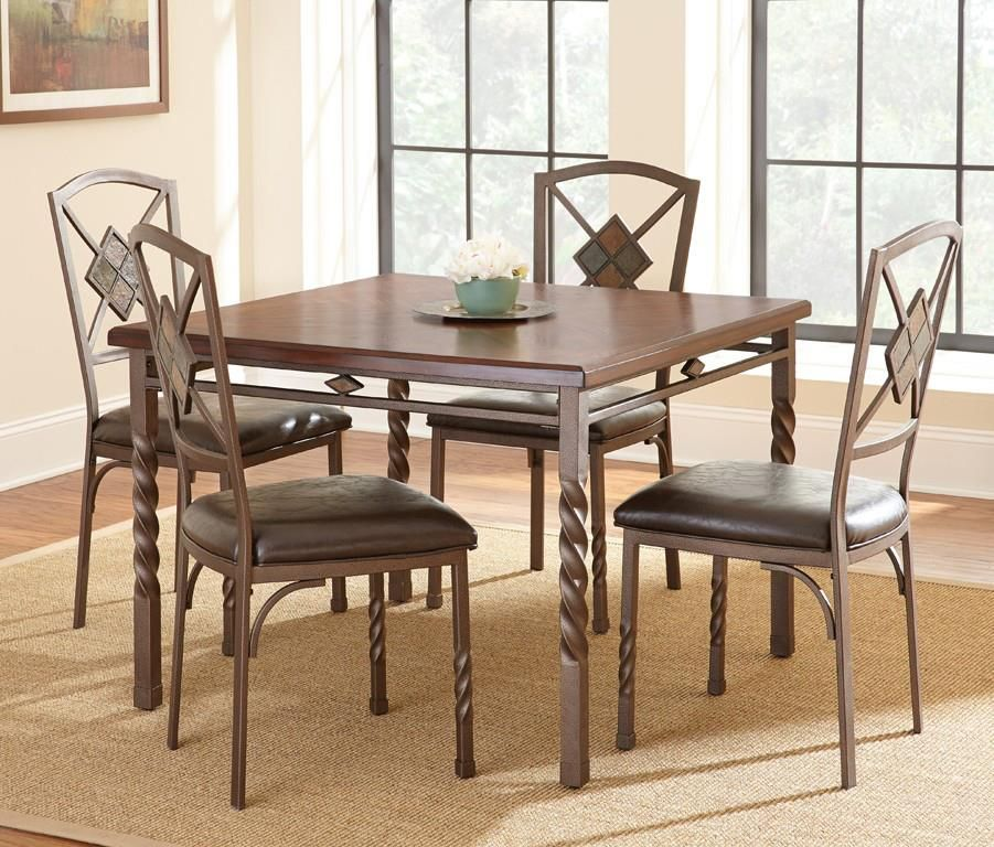 Annabella Dining Table Set by Steve Silver | Dining Sets ...