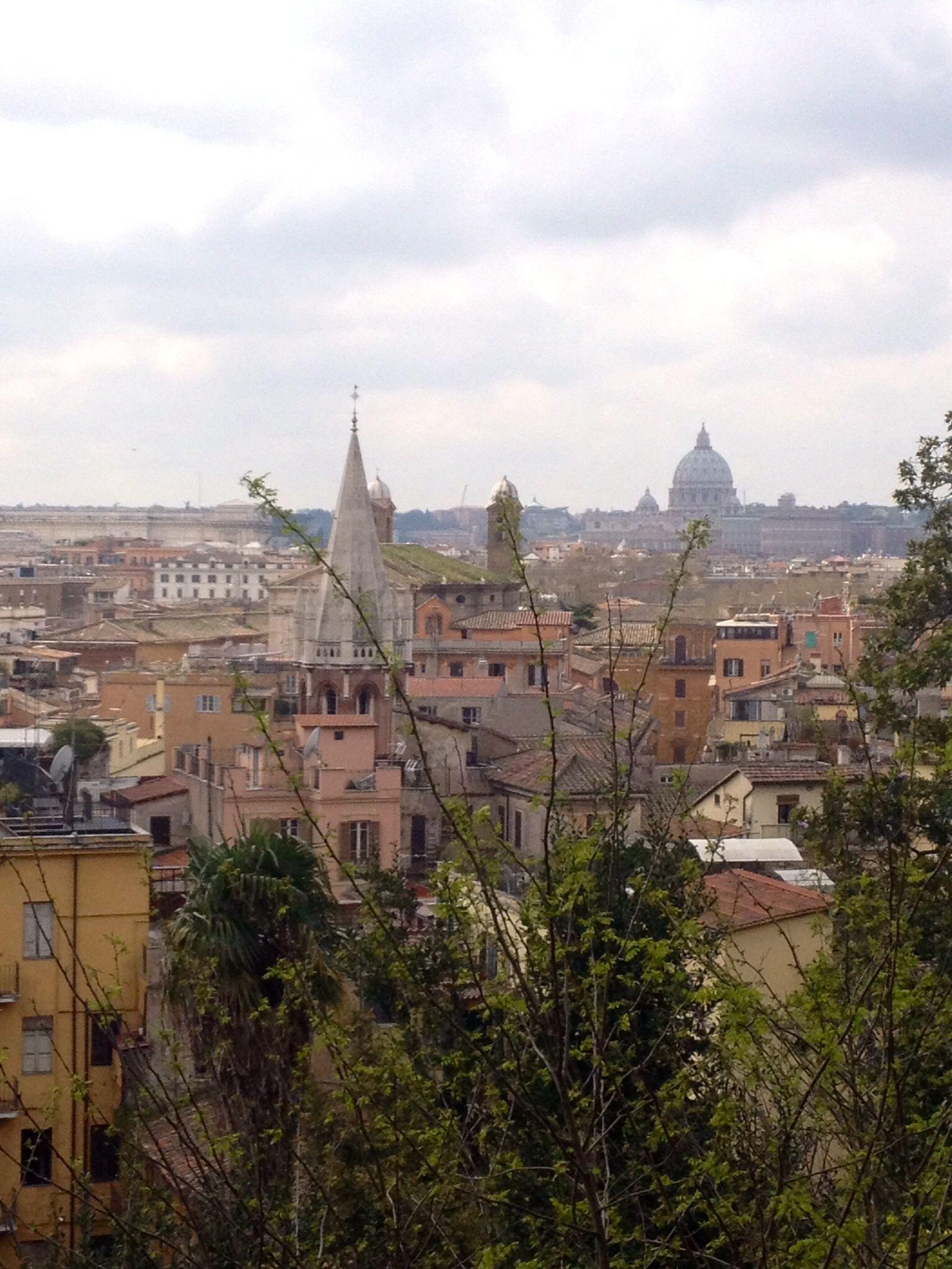 Terrazze del Pincio Roma ☀️