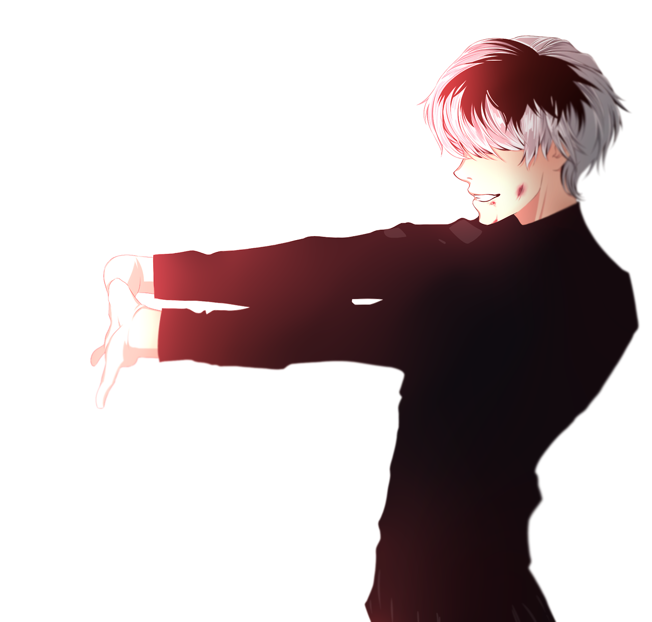 """Sasaki Haise Chapter 7 """"But I think it's better if you don"""
