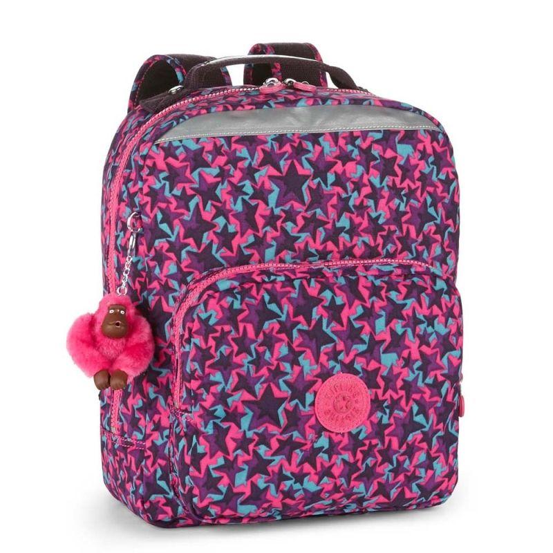 019638d46 Mochila Ava Estampada - Kipling | kipling | Kipling backpack ...