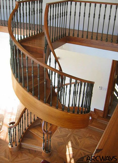 Ordinaire Spiral Stairs | Spiral Staircases | Custom Spiral Staircase