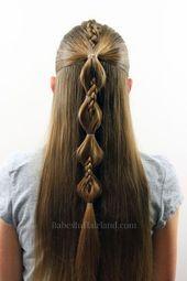 17 Messy Boho Braid Hairstyles to Try - Gorgeous Touseled and Fishtail Braids #braidedhairstyles # boho Braids tutorial