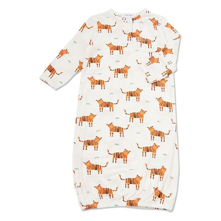 Tigers Gown Spearmint Ventures Llc Tiger Print