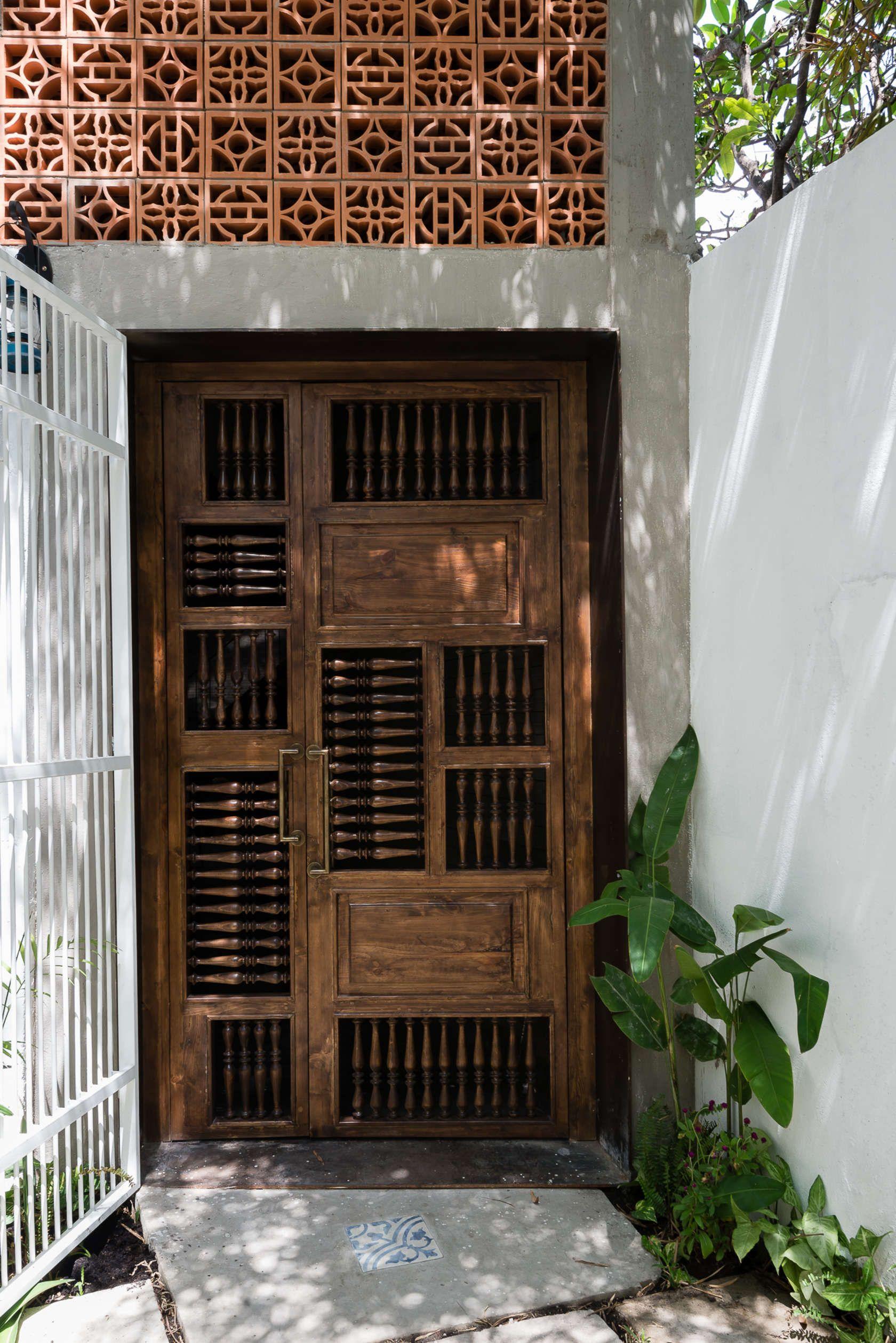 ZEN House   Facade house, Zen house, Door design