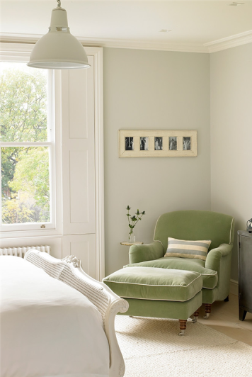my kind of chair in a soft green  Bedroom. my kind of chair in a soft green   chair   Pinterest   Bedrooms