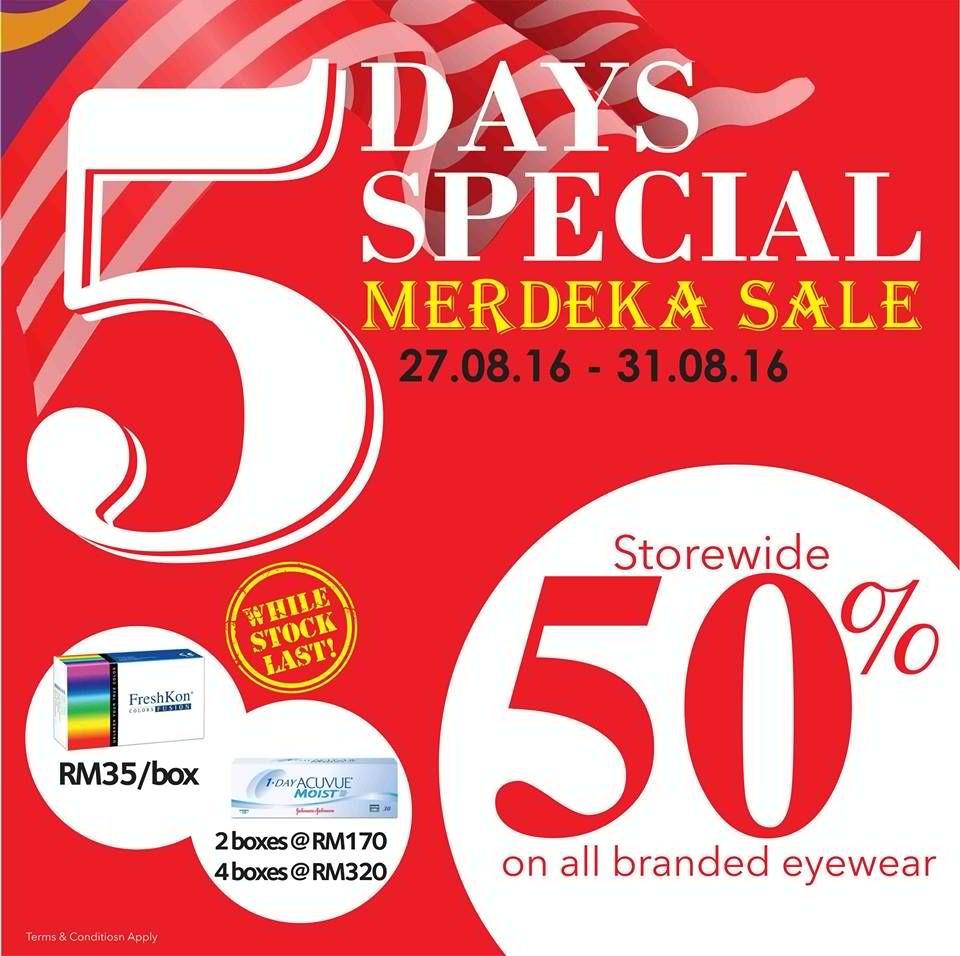 MOG Eyewear Merdeka Special SALE in Malaysia Sale, Mog