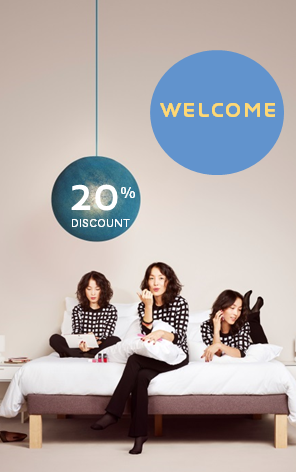 """Don't miss a chance to stay at the newest Novotel in Bangkok!  Book now!! Get USD 20 Cash Credit with """"Time To Celebrate"""" promotion or 20% Discount with our """"Opening Special"""" promotion.*  To book click --> www.novotelbangkoksukhumvit20.com *Terms & Conditions may apply"""