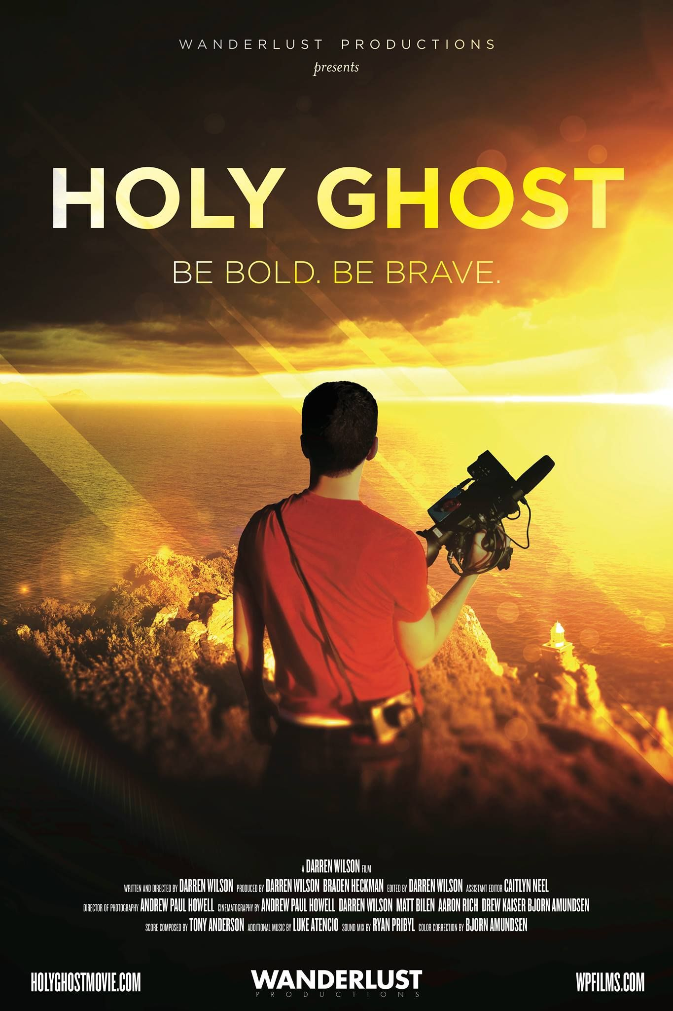 Holy ghost 2014 documentary ghost movies christian